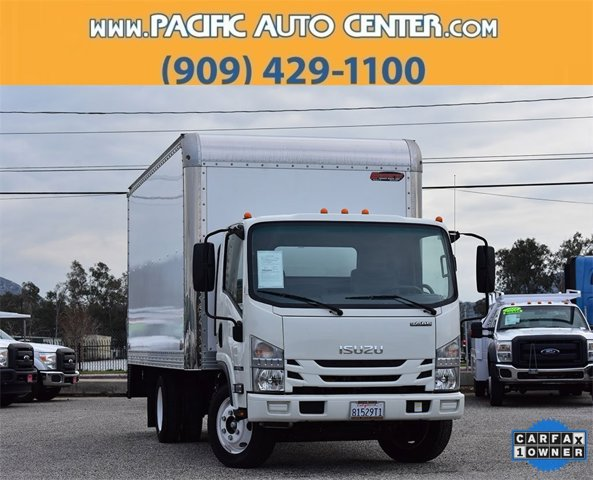 Used 2017 Isuzu NPR-HD in Fontana, CA