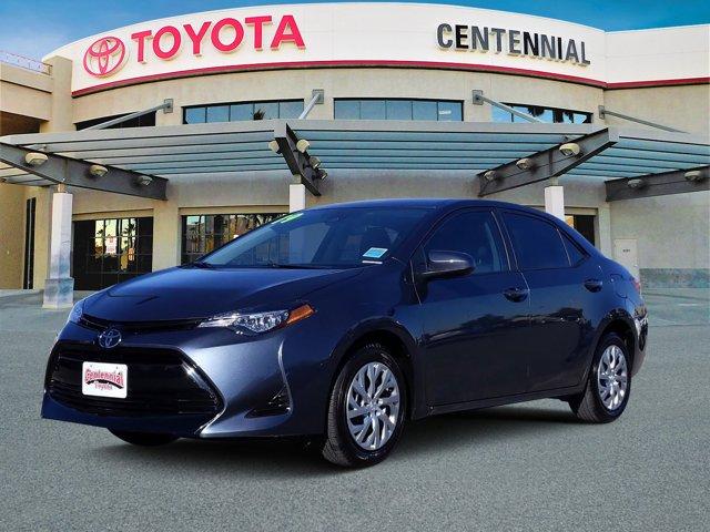 Used 2019 Toyota Corolla in Las Vegas, NV