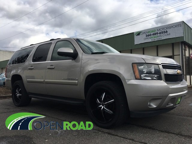 Used 2008 Chevrolet Suburban in Marysville, WA
