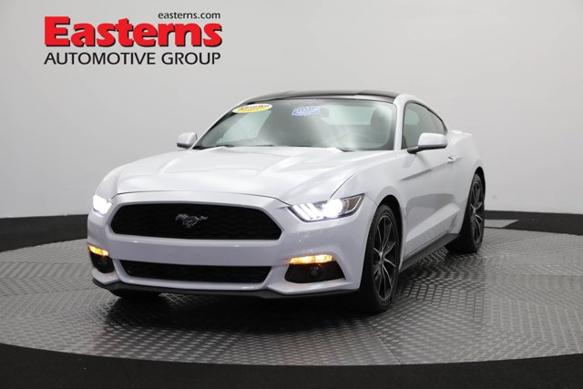 2016 Ford Mustang EcoBoost 2dr Car