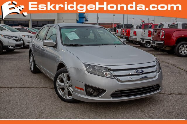 Used 2012 Ford Fusion in Oklahoma City, OK