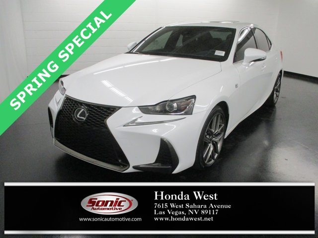 Used 2017 Lexus IS in Las Vegas, NV