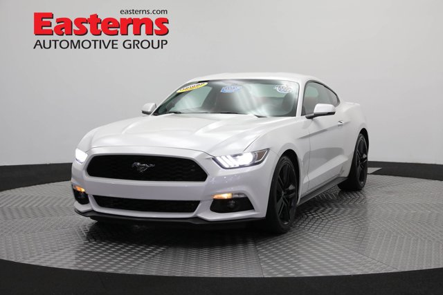 2017 Ford Mustang EcoBoost Premium Performance 2dr Car