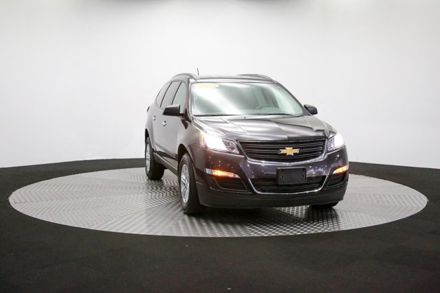 2017 Chevrolet Traverse for sale 123243 48