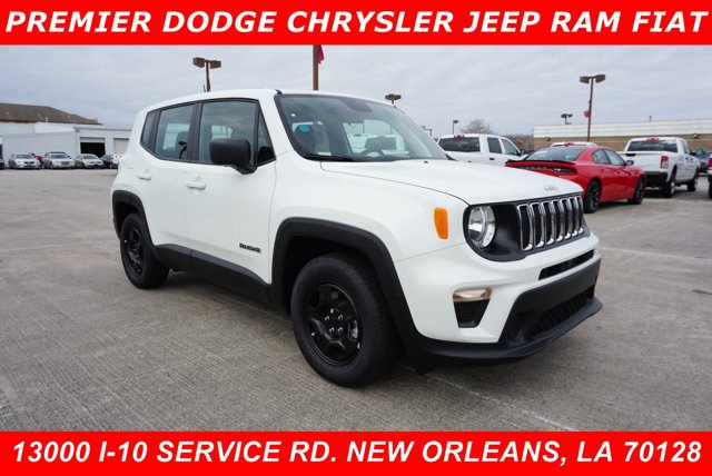 New 2020 Jeep Renegade in , LA