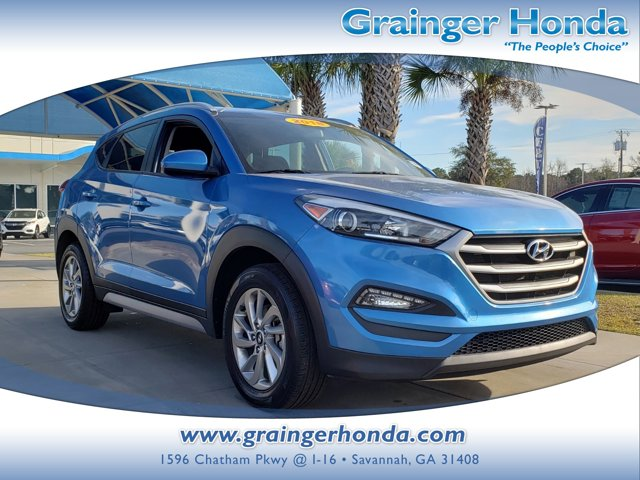 Used 2018 Hyundai Tucson in Savannah, GA