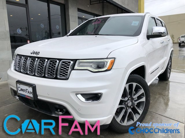 Used 2017 Jeep Grand Cherokee in Rialto, CA