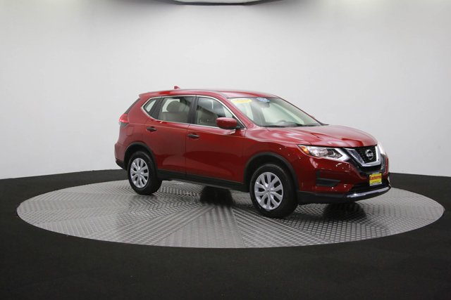 2017 Nissan Rogue for sale 125264 42