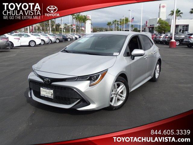 Used 2019 Toyota Corolla Hatchback in El Cajon, CA