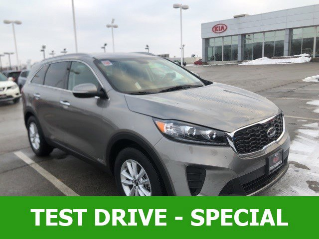 New 2019 KIA Sorento in Des Moines, IA