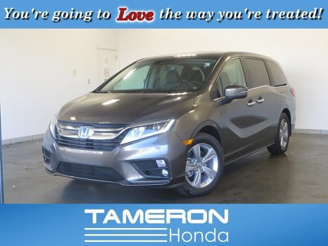 New 2020 Honda Odyssey in Gadsden, AL