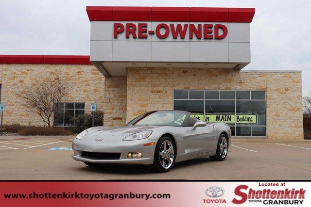 Used 2007 Chevrolet Corvette in Granbury, TX