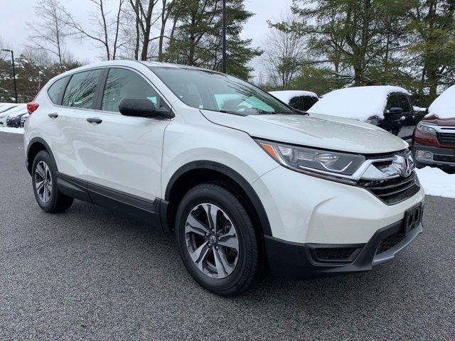 Used 2017 Honda CR-V in Saratoga Springs, NY
