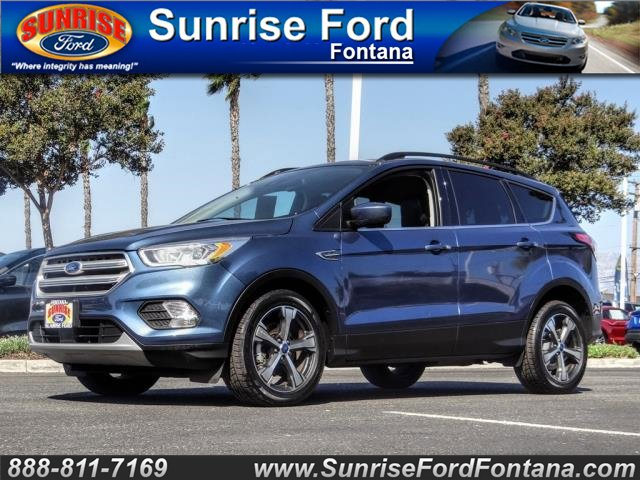 2018 Ford Escape SEL SEL FWD Intercooled Turbo Regular Unleaded I-4 1.5 L/91 [2]