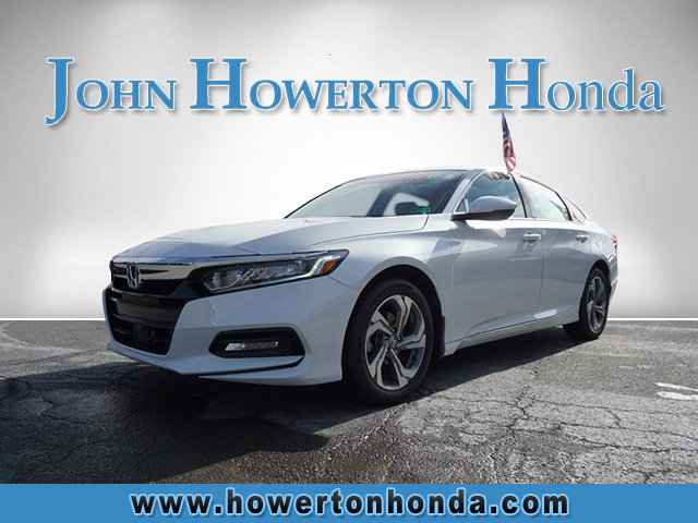 New 2020 Honda Accord Sedan in Beckley, WV