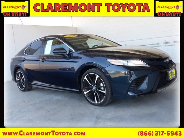 Used 2018 Toyota Camry in Claremont, CA