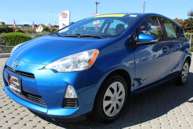 Used 2012 Toyota Prius C in Albany, CA