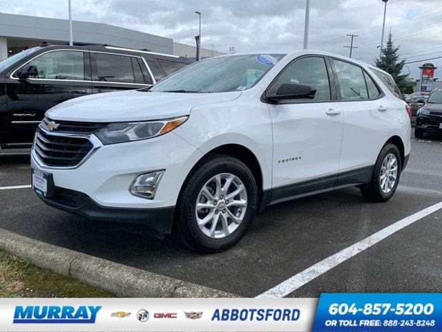 2019 Chevrolet Equinox LS FWD 4dr LS w/1LS Turbocharged Gas I4 1.5L/92 [7]