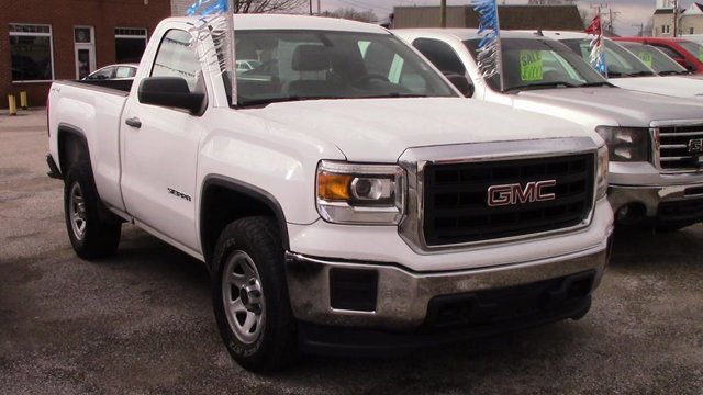 Used 2015 GMC Sierra 1500 in Bloomington, IN