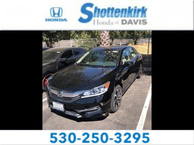 Used 2017 Honda Accord Sedan in Davis, CA