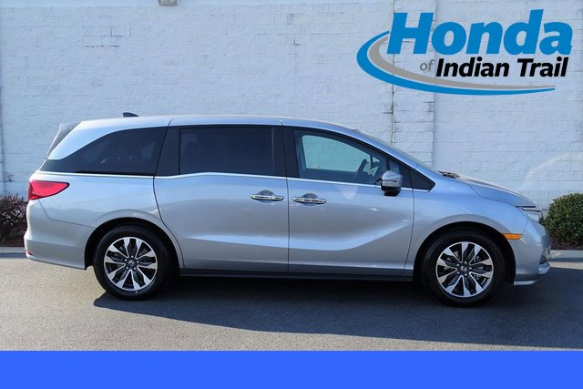2021 Honda Odyssey EX-L EX-L Auto Regular Unleaded V-6 3.5 L/212 [15]