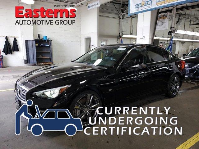 2016 INFINITI Q50 3.0t Sport Premium Plus 4dr Car