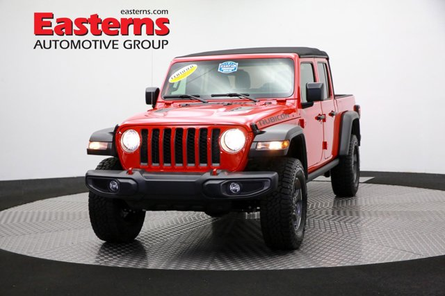 2020 Jeep Gladiator for sale 123850 0