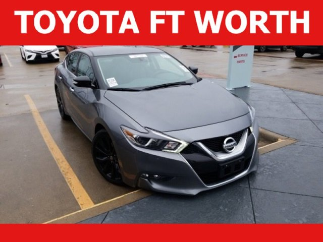 Used 2017 Nissan Maxima in Fort Worth, TX