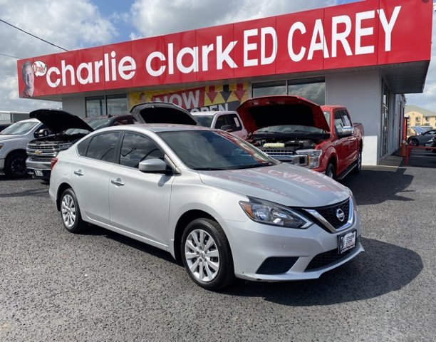 2019 Nissan Sentra S S CVT Regular Unleaded I-4 1.8 L/110 [4]
