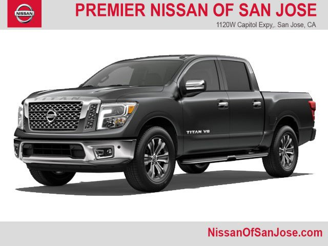 New 2019 Nissan Titan in San Jose, CA