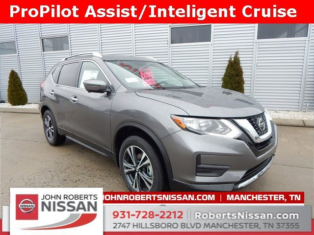 New 2020 Nissan Rogue in Manchester, TN