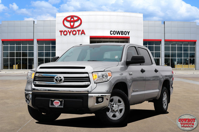 Used 2017 Toyota Tundra in Dallas, TX