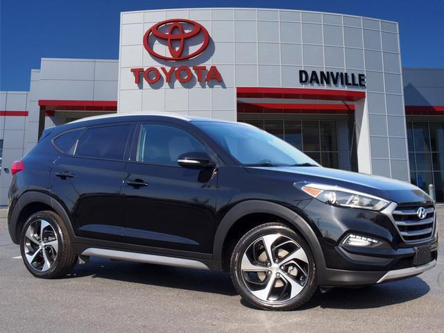 Used 2017 Hyundai Tucson in Danville, VA