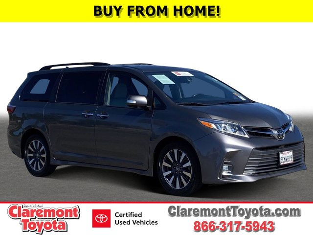 2018 Toyota Sienna Limited Limited FWD 7-Passenger Regular Unleaded V-6 3.5 L/211 [5]