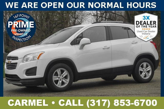 Used 2016 Chevrolet Trax in Indianapolis, IN