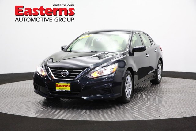 2017 Nissan Altima S 4dr Car