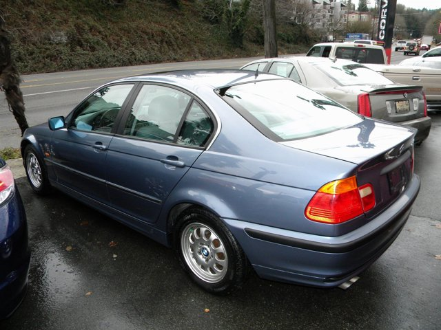 Used 1999 BMW 3 Series 323I 4dr Sdn