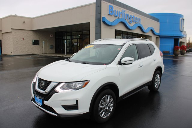 Used 2020 Nissan Rogue in Burlington, WA