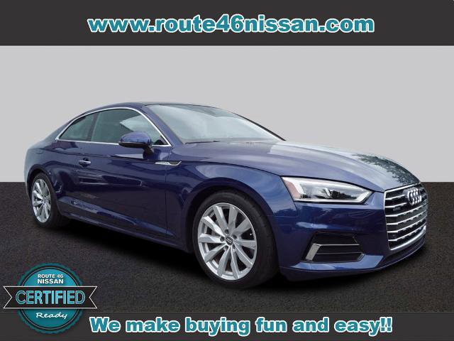 Used 2018 Audi A5 Coupe in Little Falls, NJ