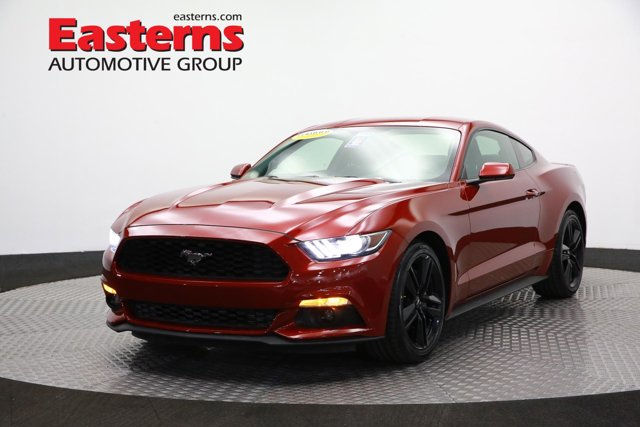 2017 Ford Mustang EcoBoost Performance 2dr Car