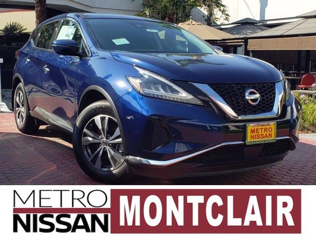 2020 Nissan Murano S FWD S Regular Unleaded V-6 3.5 L/213 [18]