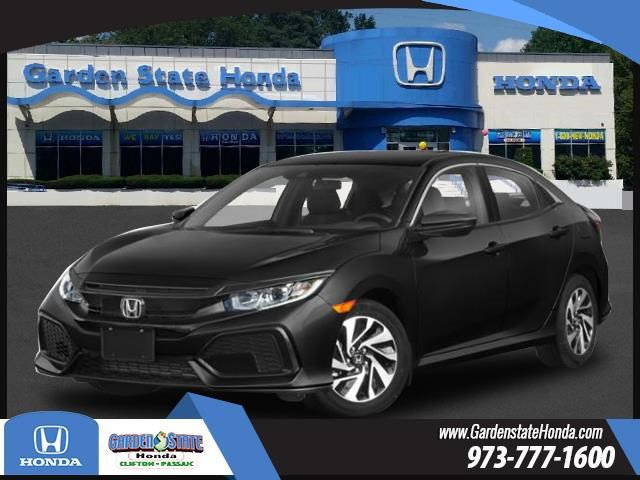 New 2019 Honda Civic Hatchback in Clifton, NJ