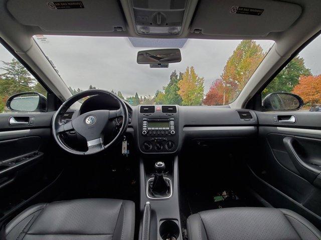 Used 2008 Volkswagen Jetta Sedan 4dr Man SE