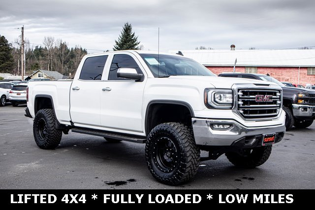 Used 2018 GMC Sierra 1500 in Sumner, WA