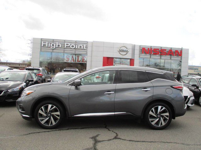 Used 2018 Nissan Murano in High Point, NC
