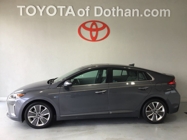 Used 2017 Hyundai Ioniq Hybrid in Dothan & Enterprise, AL