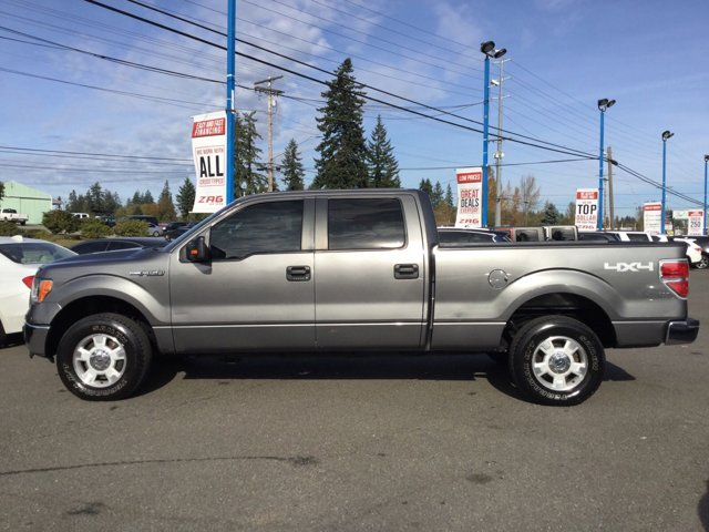 Used 2013 Ford F-150 4WD SuperCrew 157 XLT