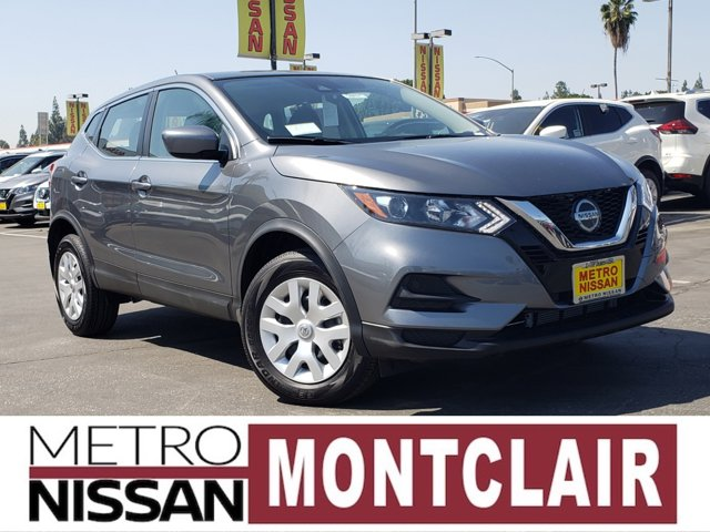 2020 Nissan Rogue Sport S FWD S Regular Unleaded I-4 2.0 L/122 [5]