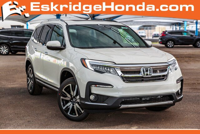New 2020 Honda Pilot in Oklahoma City, OK