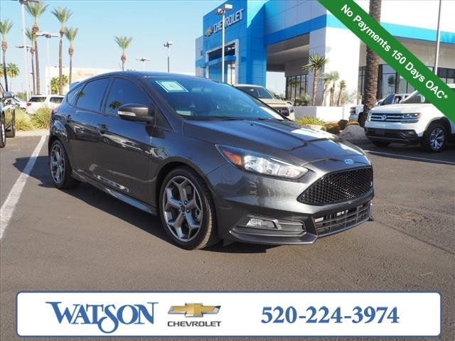 2018 Ford Focus ST ST Hatch Intercooled Turbo Premium Unleaded I-4 2.0 L/122 [0]